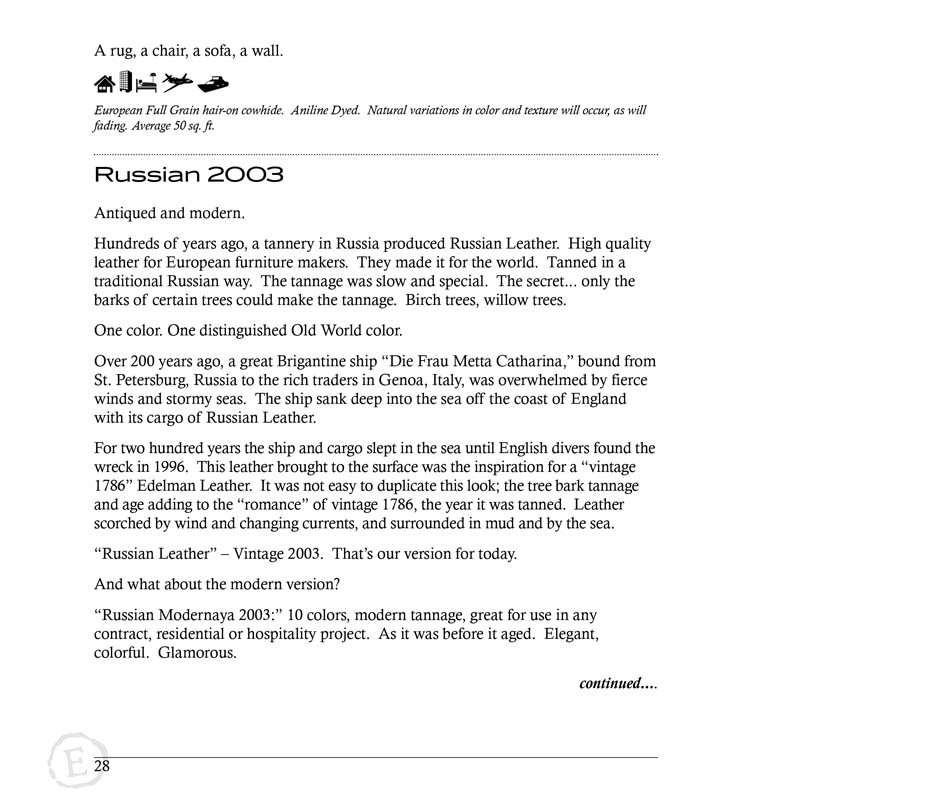 product story book edelman leather - 48 Speculative Covering Letter For Cv Examples Entire