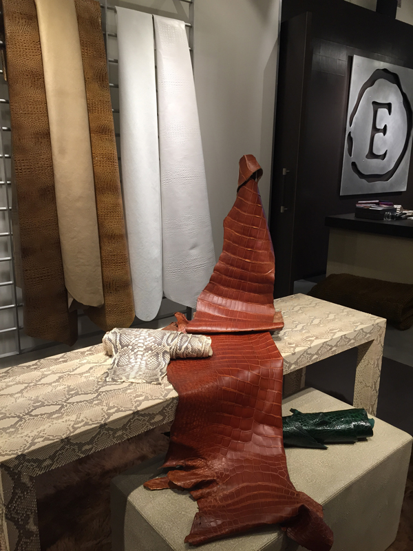Showrooms Edelman Leather