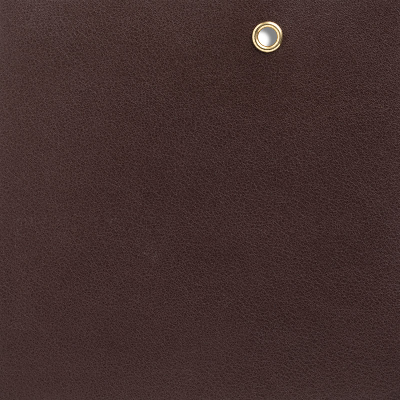 Coffee Edelman Leather