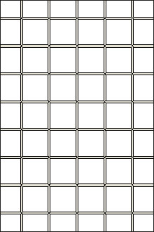 Square Grout